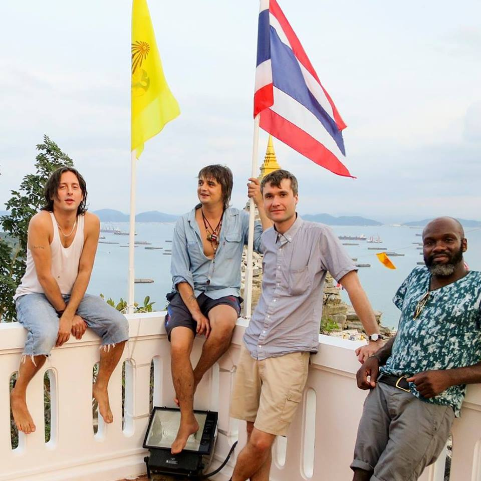 the-libertines-in Thailand