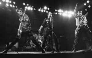 The Clash Palladium NY