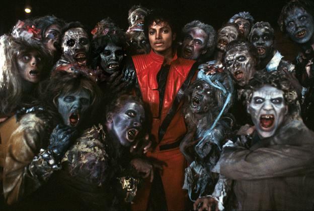 """Contrat """"Thriller"""""""