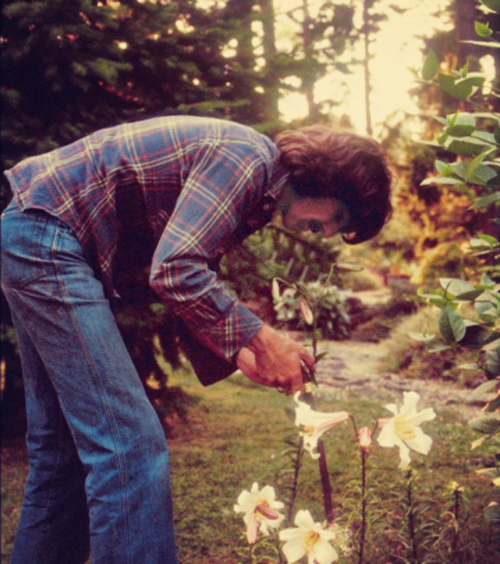 George Harrison à Friar Park