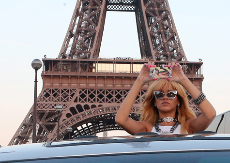 Riri à Paris