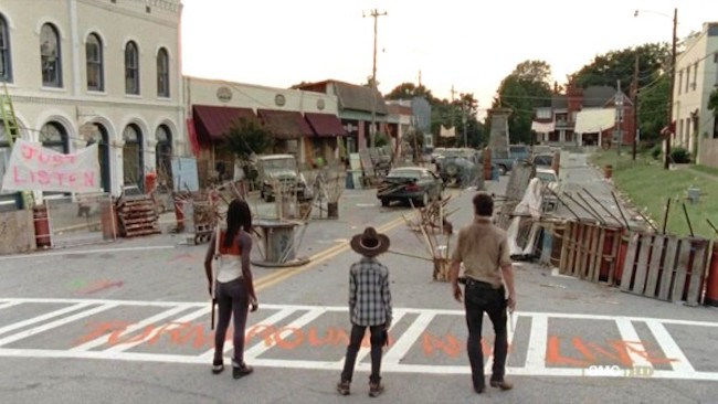 Grantville Walking Deads