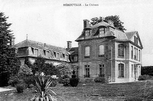 Le Chateau d'Hérouville