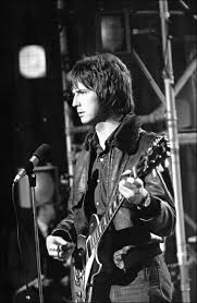 Clapton at the madison Square Garden 68