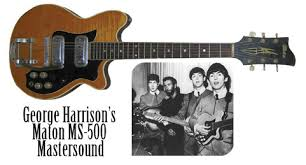George Harrison guitar