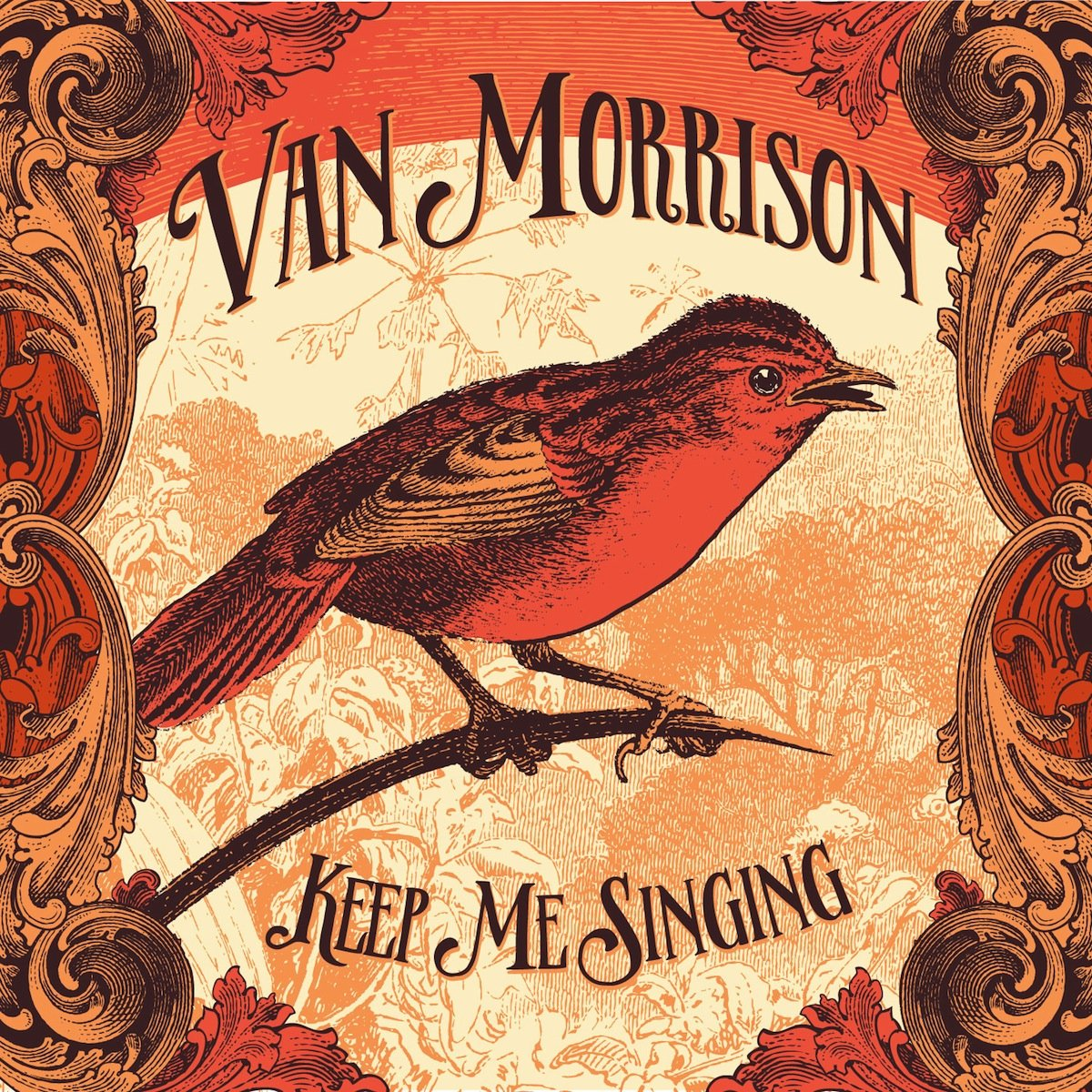 VAN MORRISON : « Keep Me Singing »