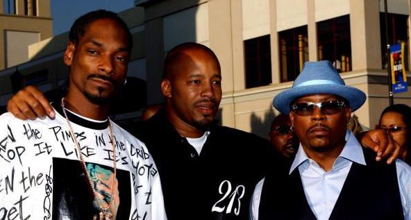 Snoop, Warren G & Nate Dogg