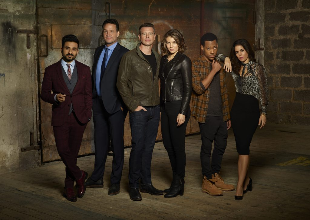 WHISKEY CAVALIER team